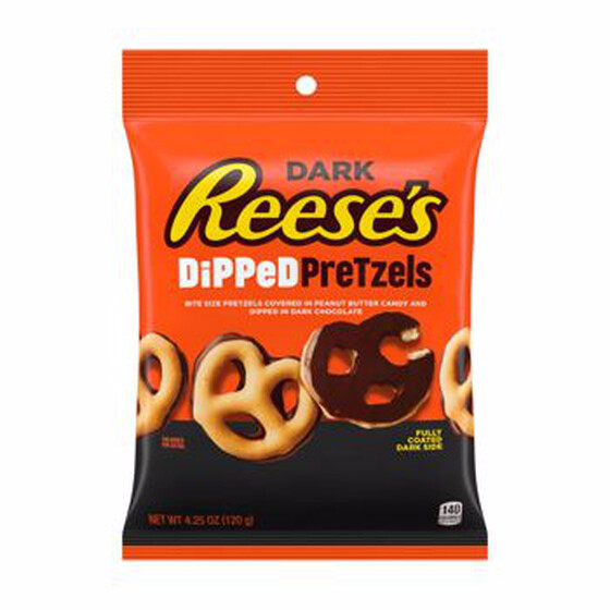 Reese´s Dipped Pretzels Dark Chocolate 120g